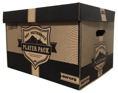 Roots Organics 715192 Dry Nutrient Player Pack Fertilizer (Bloom Master compare prices)