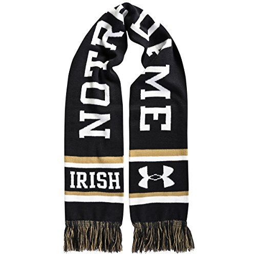 """Notre Dame Fighting Irish Under Armour NCAA """"Notre Dame"""" Knit Scarf"""