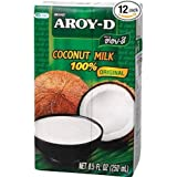 100% Coconut Milk - 8.5 oz packages (12-pack)