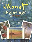 Monet Paintings: 24 Cards