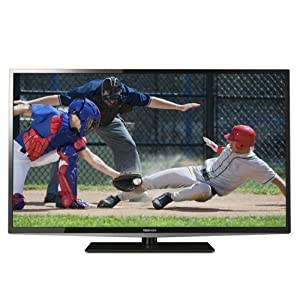 Toshiba 46L5200U 46-Inch 1080p 120Hz LED TV (Black) (2012 Model)