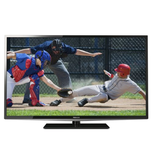 Toshiba 46L5200U 46-Inch 1080p 120Hz LED TV (Black)