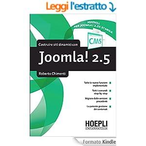 Costruire siti dinamici con Joomla 2.5 (Hoepli informatica)