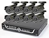 Q-See 16-Channel H.264 Real-Time Surveillance DVR with 8 Night and Day Cameras and Pre-Installed 1 TB Hard Drive (QS206-811-1)