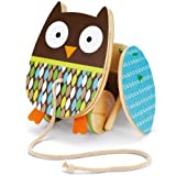 Skip Hop Treetop Friends Flapping Owl Pull Toy Kids, Infant, Child, Baby Products