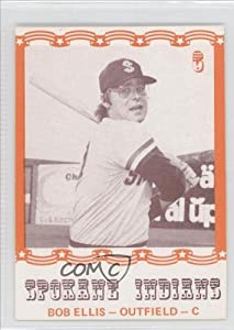 Bob Ellis Robert Ellis (Baseball Card) 1976 Spokane Indians Caruso #6 by Spokane Indians Caruso