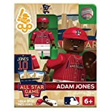 Adam Jones American League Outfielder #10 All-Star Game OYO Minifigure