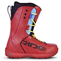 Ride Snowboards Triad Snowboard Boot (Red)