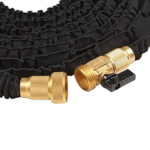 Upgraded-Ohuhu-100-Ft-Super-Strong-Garden-Hose-Expandable-Hose-100-Feet-Expandable-Garden-Hose-with-All-Brass-Ends-and-Connector-Black
