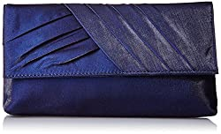 Baggit Women's Handbag (Blue) (2061134)