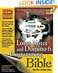 Lotus Notes and Domino 6 Programming...