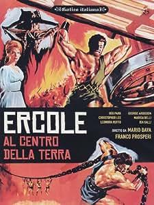 Amazon.com: ercole al centro della terra dvd Italian Import