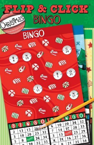 Flip and Click Christmas Bingo Game