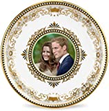 Royal Worcester - Royal Wedding Prince William and Kate Middleton Round Tray