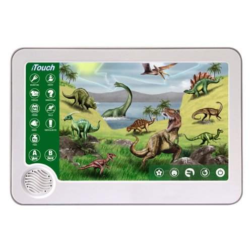 Logitoys - 10171 - Jeu de Socit - My Touch Dino