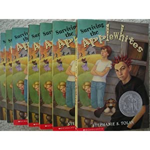 Surviving the Applewhites Guided Reading Classroom Set