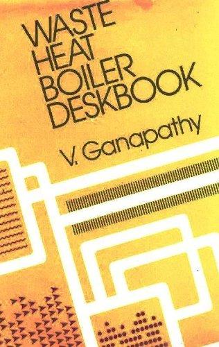 Waste heat boiler deskbook