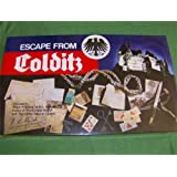 ESCAPE FROM COLDITZby GIBSONS GAMES