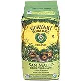 公認オーガニックイェルバ・マテ茶 Guayakiサンマテオ 【大変お得な16オンスX2個セット】 【国内・アメリカからの送料無料】 Guayaki Tea, San Mateo Loose Yerba Mate, 16-ounce bags X2 package