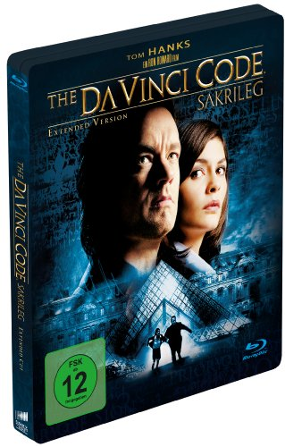 The Da Vinci Code (Limited Steelbook Edition) [Blu-ray]
