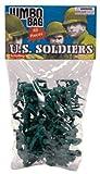 Schylling Green Army Men - 40 Piece Bag #GAM