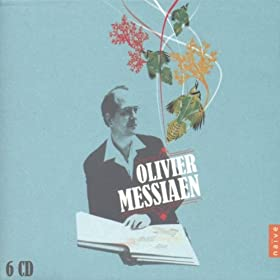 Olivier Messiaen: 1908-1992