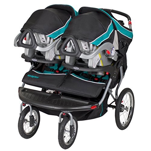 Double Jogging Stroller Baby Trend Navigator Twin Baby