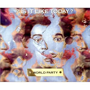 ? Is It Like Today?/ CD 2 of 2 CD set