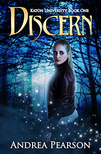 Discern by Andrea Pearson ebook deal