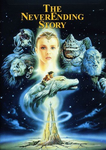DVD : The Neverending Story (Widescreen, Repackaged, Eco Amaray Case)