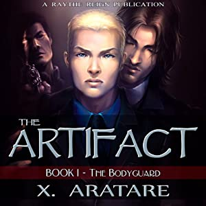 The Artifact: The Bodyguard, Book 1 (M/M Supernatural Mystery) | [X. Aratare]