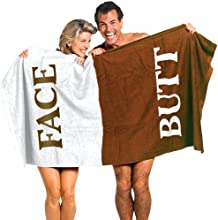 Westminster Butt Face Towel 100 Cotton Towel Approx44quot x 25quot by Westminster