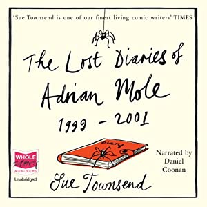 The Lost Diaries of Adrian Mole, 1999-2001 Audiobook