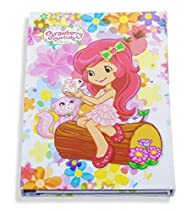 Strawberry Shortcake Tri-Fold Vanity Mirror and Memo Pad – Choose From 3 Designs.
