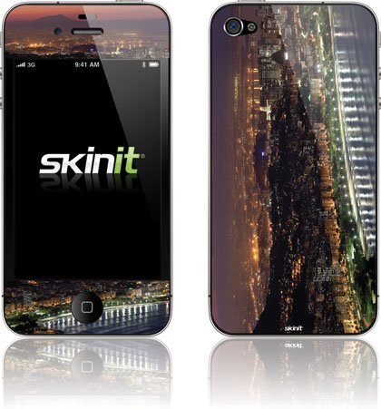 Skinit Harbor of Rio de Janeiro Vinyl Skin for Apple iPhone 4 4S