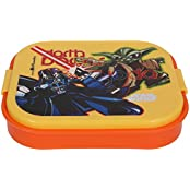 Disney & Marvel Sleek Square Shaped Multi Containers Lunch Box In Star Wars, Mickey Mouse, Cinderella, Spider-Man...