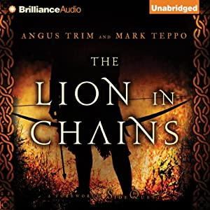 The Lion in Chains: A Foreworld SideQuest | [Mark Teppo, Angus Trim]