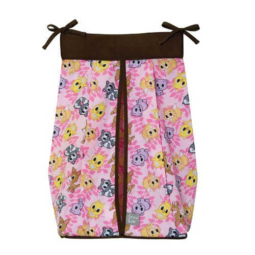 Trend Lab Diaper Stacker, Lola Fox and Friends