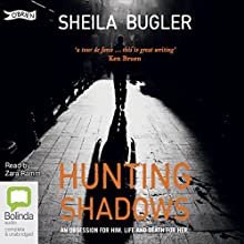 Hunting Shadows: DI Ellen Kelly, Book 1 Audiobook by Sheila Bugler Narrated by Zara Ramm
