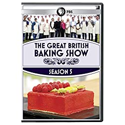 The Great British Baking Show, Season 5 (UK Season 3) DVD