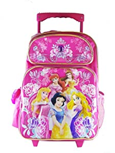 Amazon.com: Full Size Pink Disney Princess Rolling