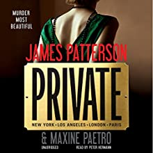 Private Audiobook by James Patterson, Maxine Paetro Narrated by Peter Hermann