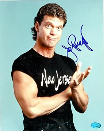 Joe Piscopo autographed 8x10 photo (Saturday Night Live