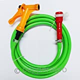 Pepper Agro Car Wash Gardening Water Spray Gun One Pattern  5 Meters