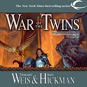 War of the Twins: Dragonlance: Legends, Book 2 | [Margaret Weis, Tracy Hickman]