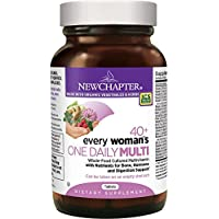 New Chapter Every Womans One Daily 40 , Womens Multivitamin Fermented