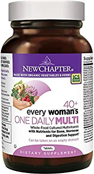 New Chapter Every Womans Multivitamin Fermented