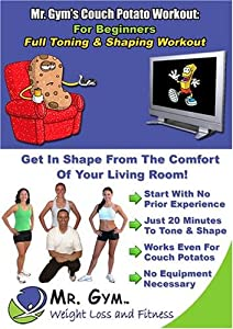couch potato workout