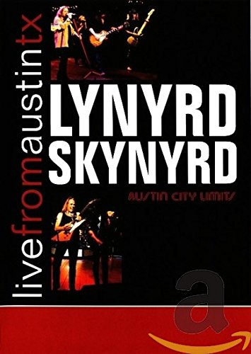 DVD : Lynyrd Skynyrd - Live From Austin, Texas (DVD)