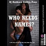 Who Needs Names? Five Tales of Rough Stranger Sex | Alice Farney,Jael Long,Paige Jamey,Brooke Weldon,Allysin Range